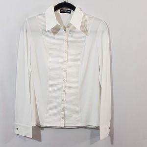 KARL LAGERFELD PARIS - button down shirt